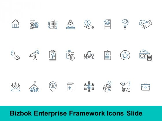 Bizbok_Enterprise_Framework_Icons_Slide_Opportunity_Ppt_PowerPoint_Presentation_Infographics_Format_Ideas_Slide_1