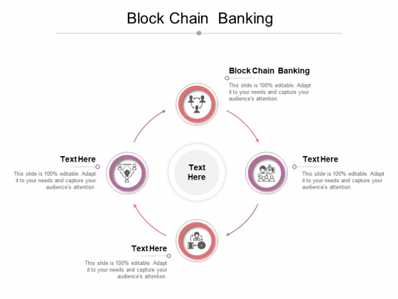 Block Chain Banking Ppt PowerPoint Presentation Inspiration Files Cpb