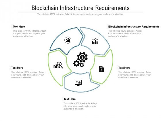 Blockchain Infrastructure Requirements Ppt PowerPoint Presentation Summary Infographics Cpb Pdf