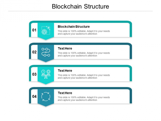 Blockchain Structure Ppt PowerPoint Presentation Summary Gallery Cpb