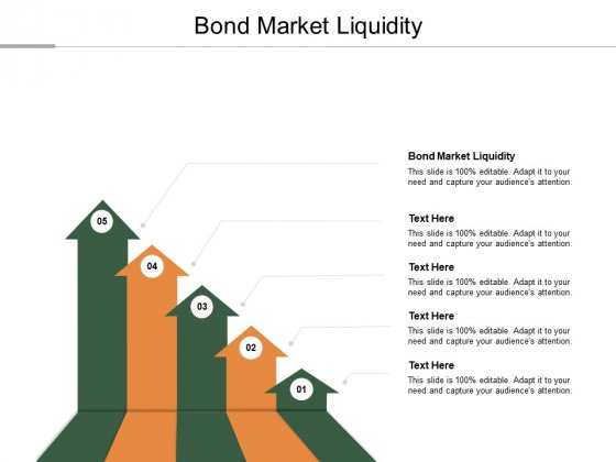 Bond Market Liquidity Ppt PowerPoint Presentation Styles Slides Cpb Pdf