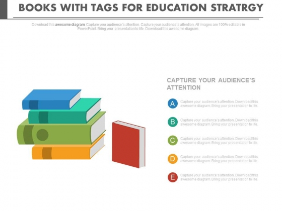 Books For Knowledge Management Strategy Powerpoint Slides