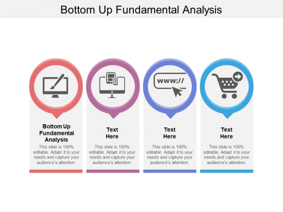 Bottom Up Fundamental Analysis Ppt PowerPoint Presentation Pictures Display Cpb Pdf