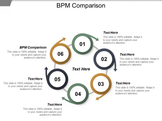 Bpm Comparison Ppt PowerPoint Presentation Summary Sample Cpb