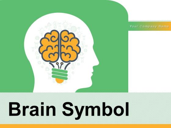 Brain Symbol Gears Business Idea Mind Ppt PowerPoint Presentation Complete Deck