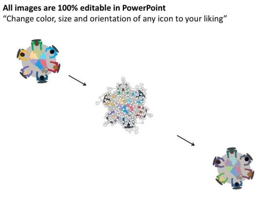 Brainstorming_Free_PowerPoint_Diagram_Slide_2