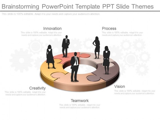 Brainstorming Powerpoint Template Ppt Slide Themes