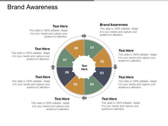 Brand Awareness Ppt Powerpoint Presentation File Information Cpb