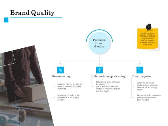 Brand Building Brand Quality Ppt Styles PDF