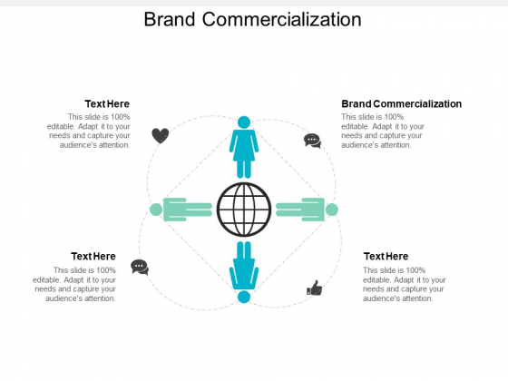 Brand Commercialization Ppt PowerPoint Presentation Infographic Template Guidelines Cpb