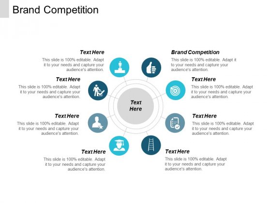 Brand Competition Ppt PowerPoint Presentation Pictures Infographics Cpb