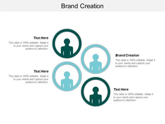 Brand Creation Ppt PowerPoint Presentation Slides Design Templates Cpb