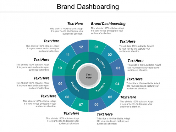 Brand Dashboarding Ppt PowerPoint Presentation Inspiration Graphics Cpb