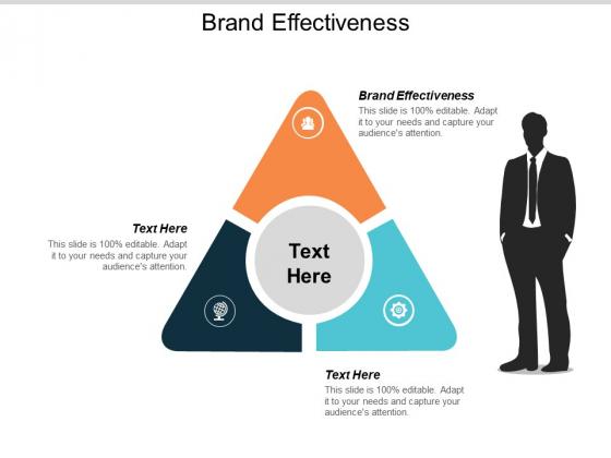 Brand Effectiveness Ppt Powerpoint Presentation Professional Brochure Cpb