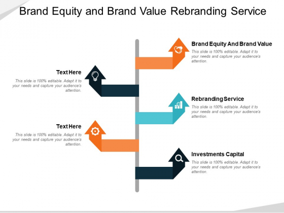 Brand Equity And Brand Value Rebranding Service Investments Capital Ppt PowerPoint Presentation Ideas Graphics