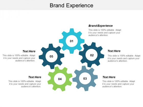 Brand Experience Ppt PowerPoint Presentation Outline Layout Cpb