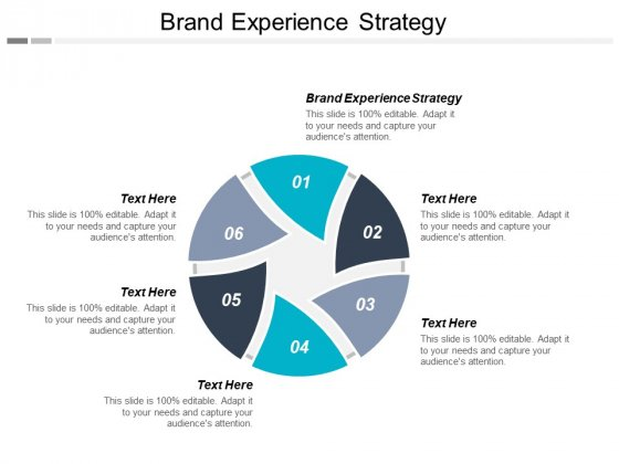 Brand Experience Strategy Ppt PowerPoint Presentation Gallery Templates Cpb