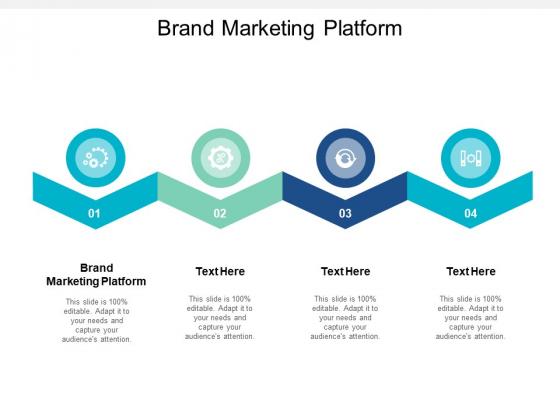 Brand Marketing Platform Ppt PowerPoint Presentation Outline Guide Cpb