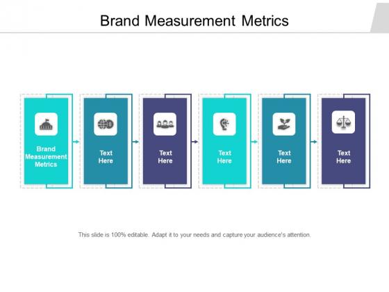 Brand Measurement Metrics Ppt PowerPoint Presentation Professional Graphics Design Cpb Pdf