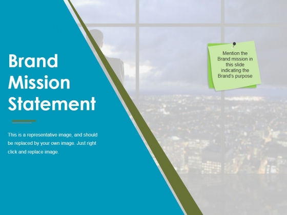 Brand Mission Statement Ppt PowerPoint Presentation Outline Themes