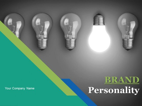 Brand Personality Ppt PowerPoint Presentation Complete Deck With Slides