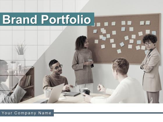 Brand Portfolio Ppt PowerPoint Presentation Complete Deck With Slides