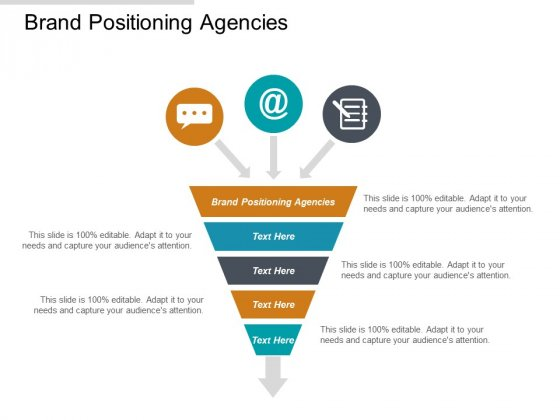 Brand Positioning Agencies Ppt PowerPoint Presentation File Model