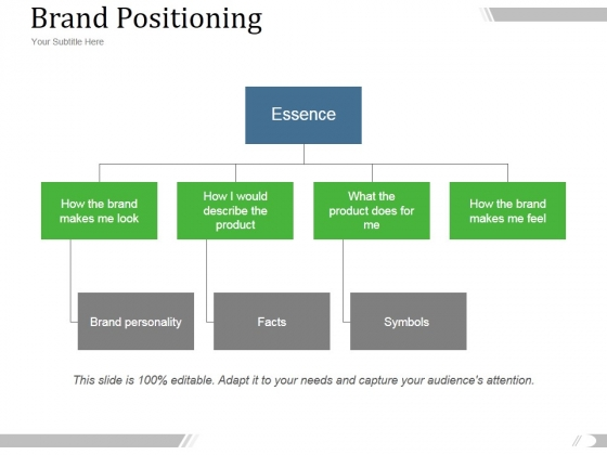 Brand Positioning Ppt PowerPoint Presentation Backgrounds