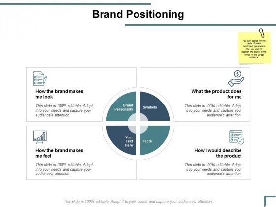 Brand Positioning Ppt PowerPoint Presentation Pictures Infographic Template