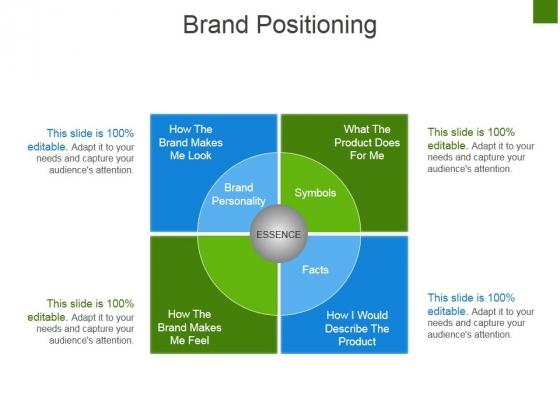 Brand Positioning Ppt PowerPoint Presentation Slides Designs Download