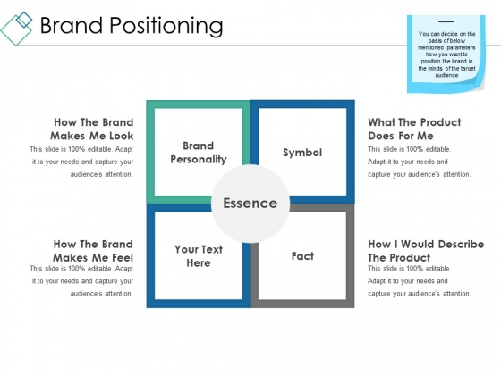 Brand Positioning Ppt PowerPoint Presentation Summary Graphic Images