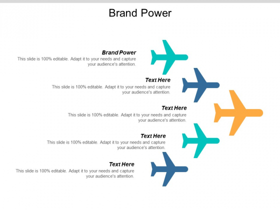 Brand Power Ppt PowerPoint Presentation File Template Cpb