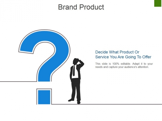 Brand Product Ppt PowerPoint Presentation Icon Topics