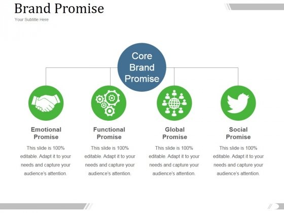 Brand Promise Ppt PowerPoint Presentation Designs Download