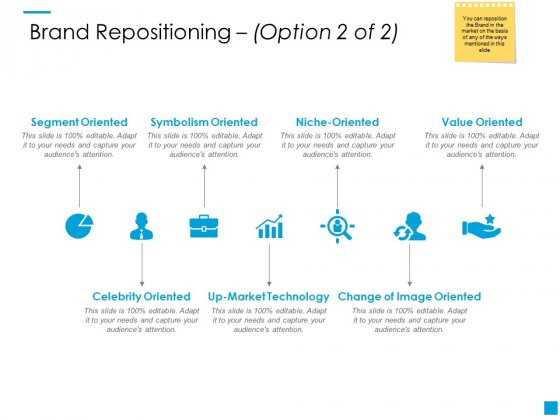 Brand Repositioning Niche Oriented Ppt PowerPoint Presentation Infographic Template Graphics Tutorials