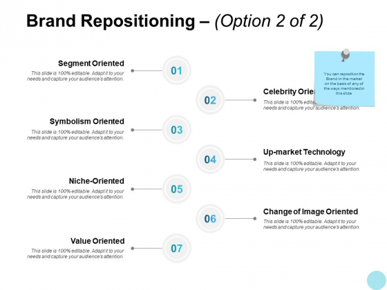 Brand Repositioning Symbolism Ppt PowerPoint Presentation Infographics
