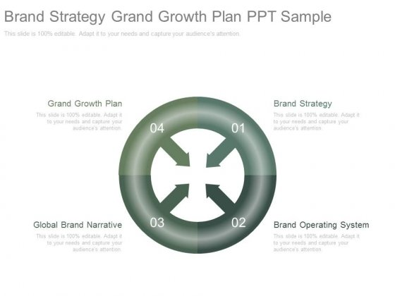 Brand Strategy Grand Growth Plan Ppt Sample