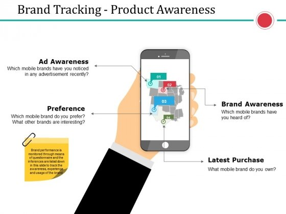 Brand Tracking Product Awareness Ppt PowerPoint Presentation Layouts File Formats