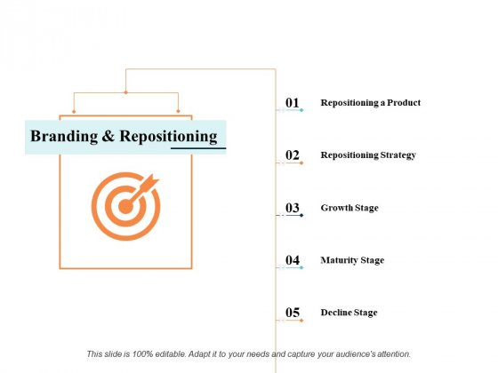 Branding And Repositioning Ppt PowerPoint Presentation Infographics Outline