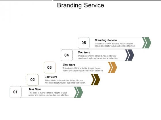 Branding Service Ppt PowerPoint Presentation Professional Background Designs Cpb