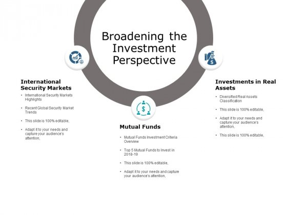Broadening The Investment Perspective Ppt PowerPoint Presentation Professional Graphics Tutorials