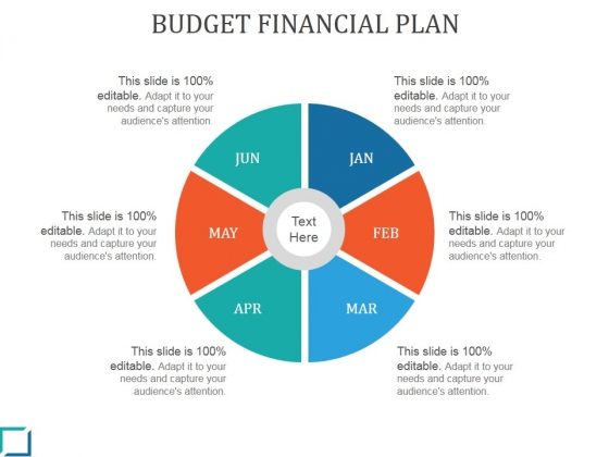 Budget Financial Plan Template 1 Ppt PowerPoint Presentation Layout