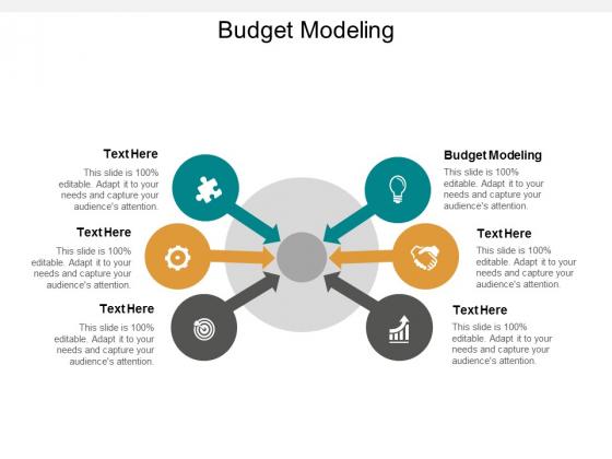 Budget Modeling Ppt PowerPoint Presentation Portfolio Information Cpb