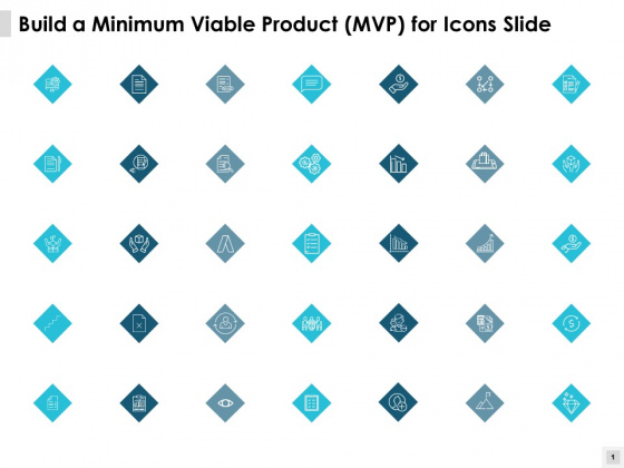 Build A Minimum Viable Product Mvp For Icons Slide Vision Ppt PowerPoint Presentation Visual Aids Outline