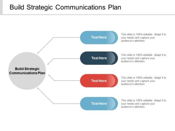 Build Strategic Communications Plan Ppt PowerPoint Presentation Portfolio Skills Cpb