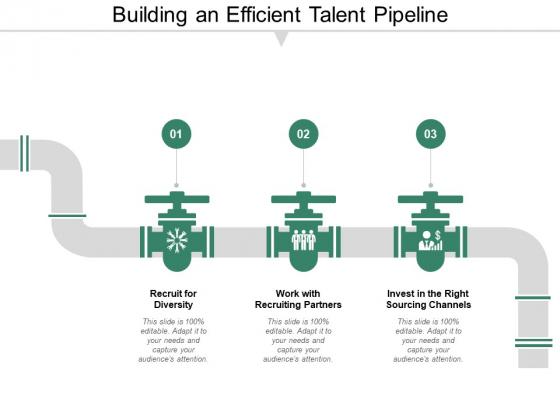 Building An Efficient Talent Pipeline Ppt PowerPoint Presentation File Graphics