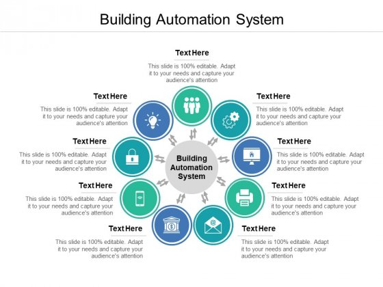 Building Automation System Ppt PowerPoint Presentation Show Master Slide Cpb