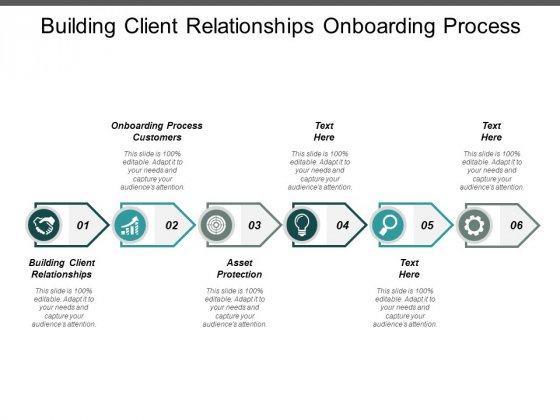 Building Client Relationships Onboarding Process Customers Asset Protection Ppt PowerPoint Presentation Ideas Graphics Example