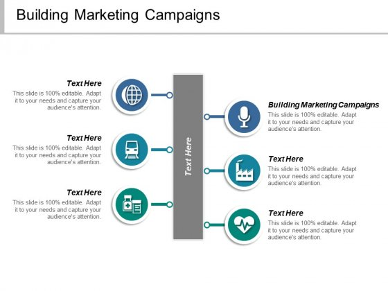 Building Marketing Campaigns Ppt PowerPoint Presentation Model Show