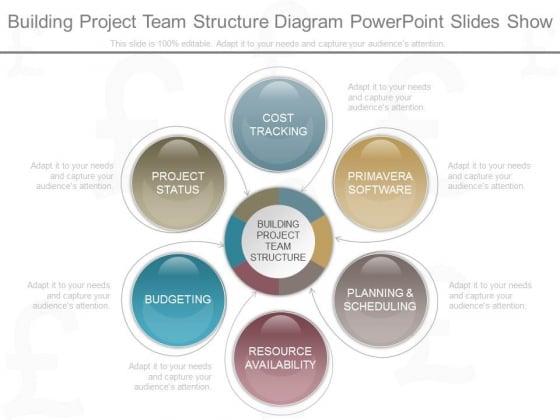 Building_Project_Team_Structure_Diagram_Powerpoint_Slides_Show_1
